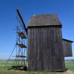 Větrný mlýn Nové Dvory, 13. 8. 2018, zdroj: www.bilovec.cz