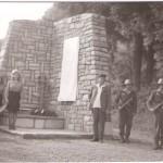 Slavnostní odhalení památníku, zdroj: Jitka Hoschová