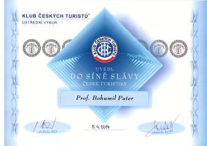 Pater diplom