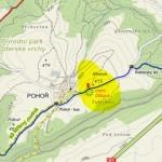 Rozledna Olšová-Pohoř, zdroj: www.tourmapy.cz