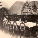 Originální vzhled rytiny v době provozování pivovarského hostince, zdroj: Václav David