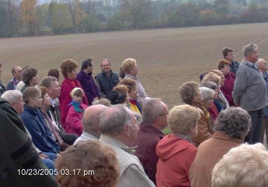 Článek: Vydařené oslavy výročí kaple