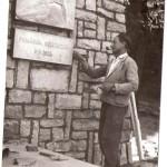 Práce na Památníku osvobození, zdroj: Jitka Hoschová