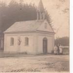 Kaple sv. Martina Nové Dvory, zdroj: Římskokatolická farnost Bílovec