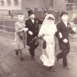 Masopust 1966, zdroj: rodina Volná