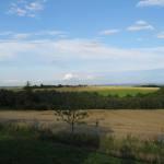 Výhled na Nové Dvory a Ostravu