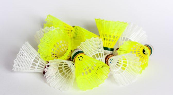 V sále U Jindřicha je možno hrát badminton