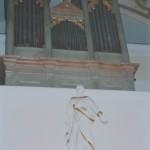 Varhany, zdroj: výstava k 700. výročí od 1. dolož. pís. zm. o Lukavci