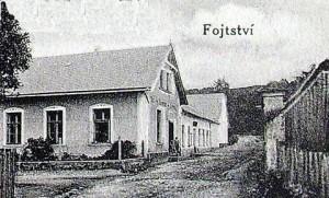 Fojtství, zdroj: Miroslav Ohnheiser st.