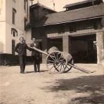 Pivovar v roce 1937, zdroj: Václav David