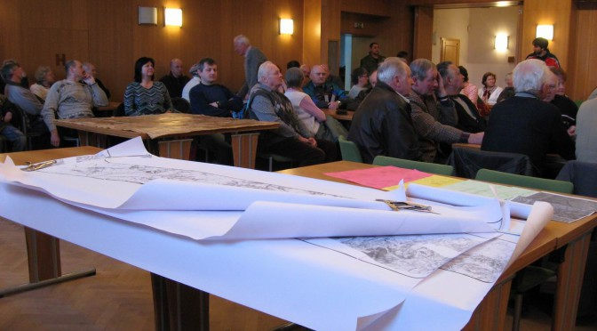 Článek: Přednáška o nedostavěné železniční trati Opava – Fulnek