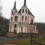 Kostel sv. Anny ve Staré Vodě